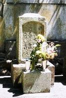 戊辰の役の殉難者墓/北海道